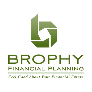 Brophy Financial Planning. Feel good about your financial future.