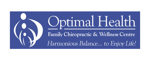 Optimal Health Family Chiropractic & Wellness Centre. Harmonious Balance...to Enjoy Life!