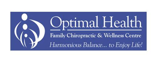 Optimal Health Family Chiropractic & Wellness Centre. Harmonious Balance...to Enjoy Life!